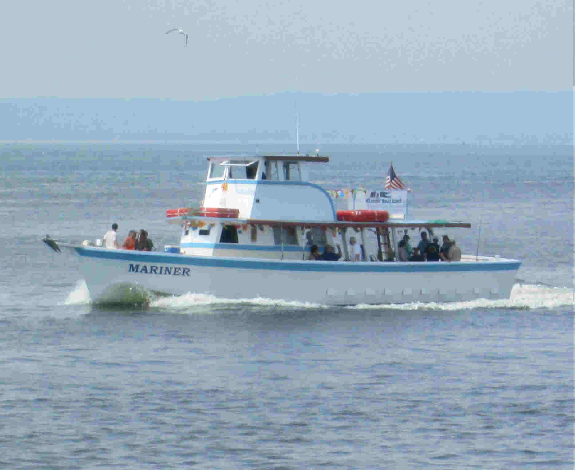 Atlantic Highlands Charter Boat Mariner